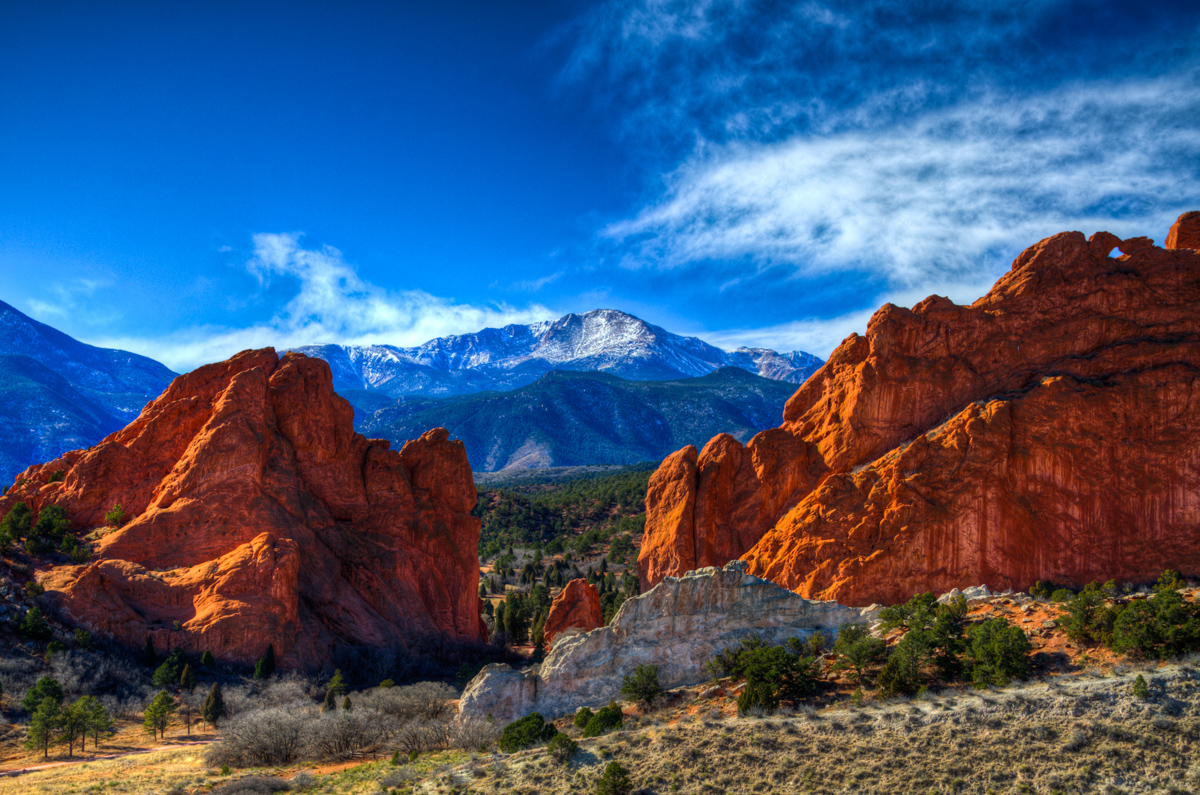 Pikes Peak GoG by Matt Payne