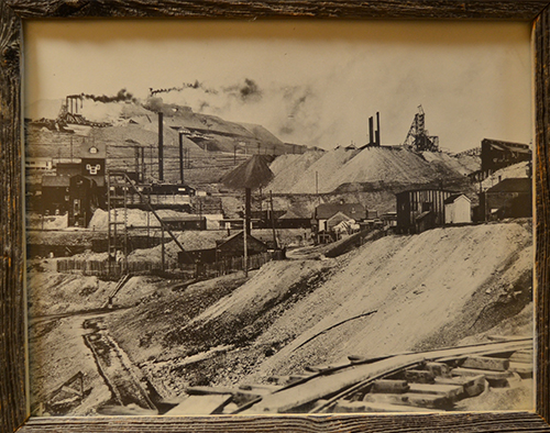 Stewarts Collection Portland Mine
