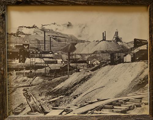 Stewarts Collection Portland Mine