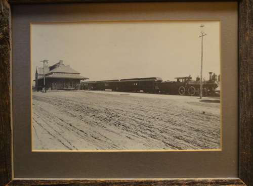 Stewarts Collection Sante Fe Depot