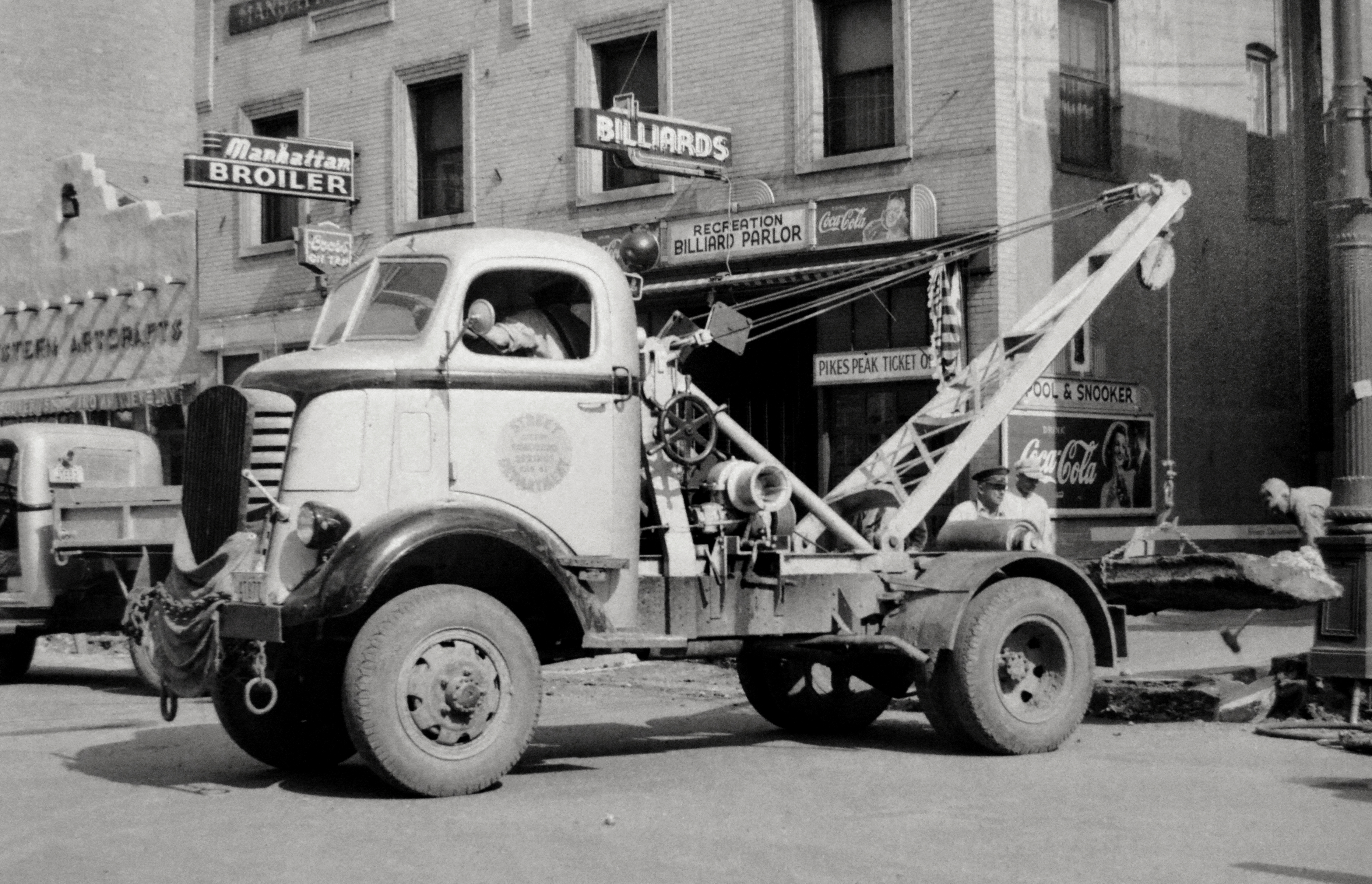 truck CityWORKS