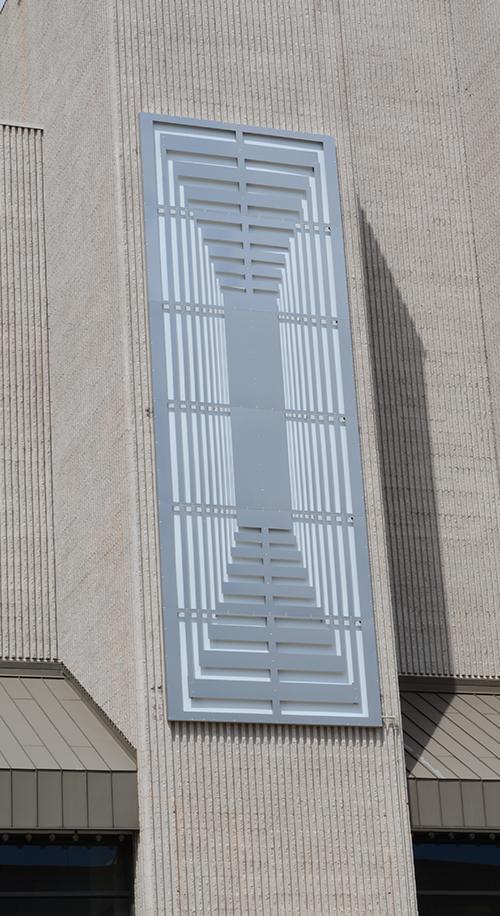 Cascading Light panel
