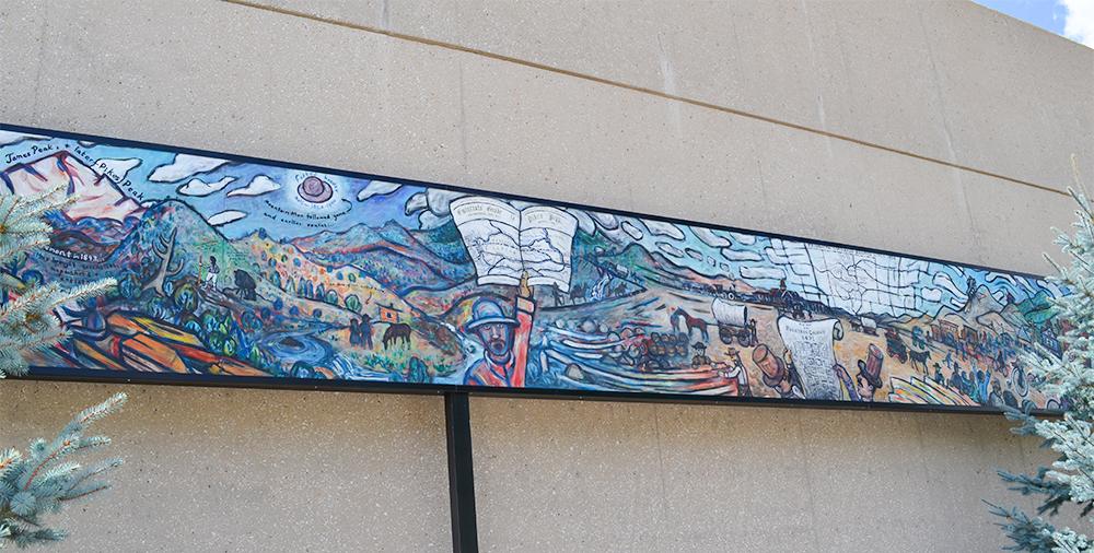 Transportation Mural Full Section B