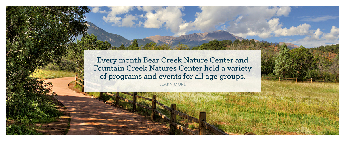 Did You Know Nature Center programs