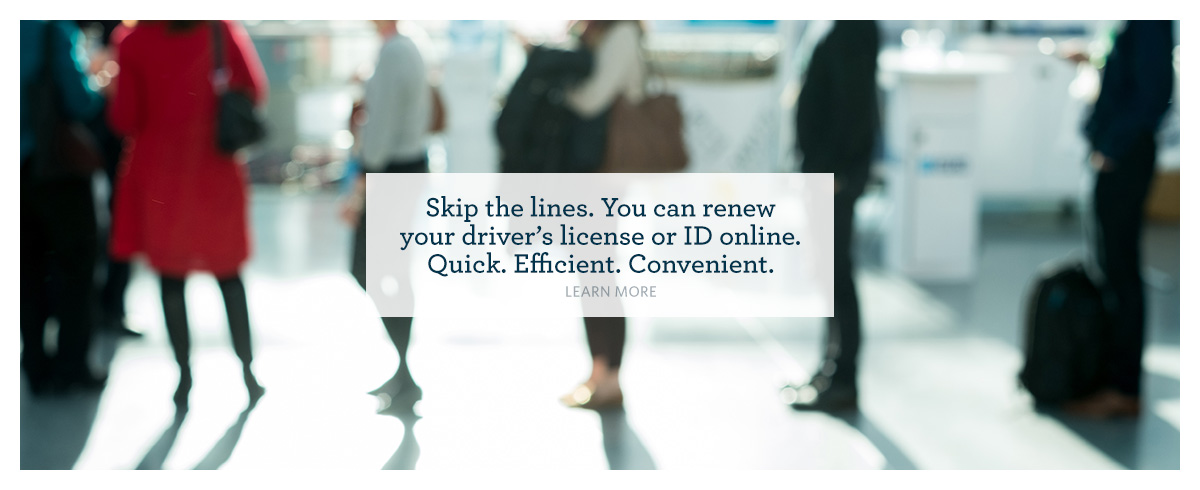 Renew Your Drivers License Online