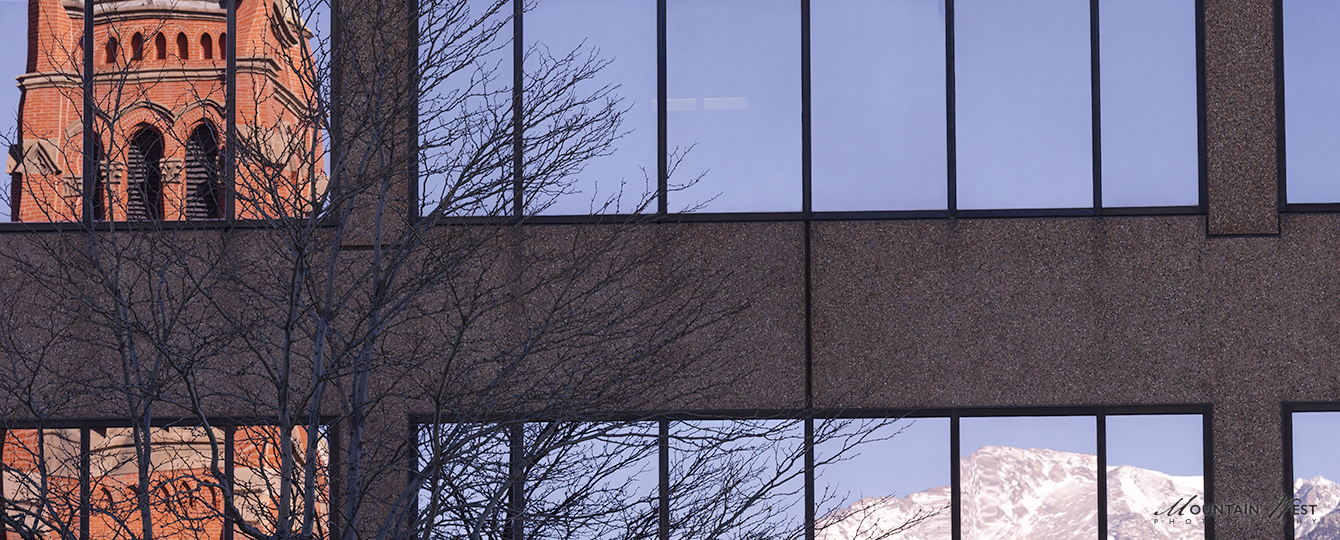 Dave Snyder Downtown Reflection MWP