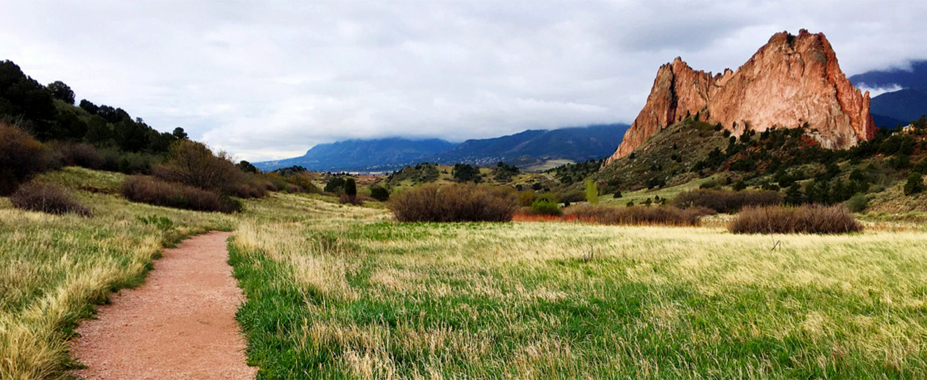 Garden of the Gods by Brian Pilger EPC staff