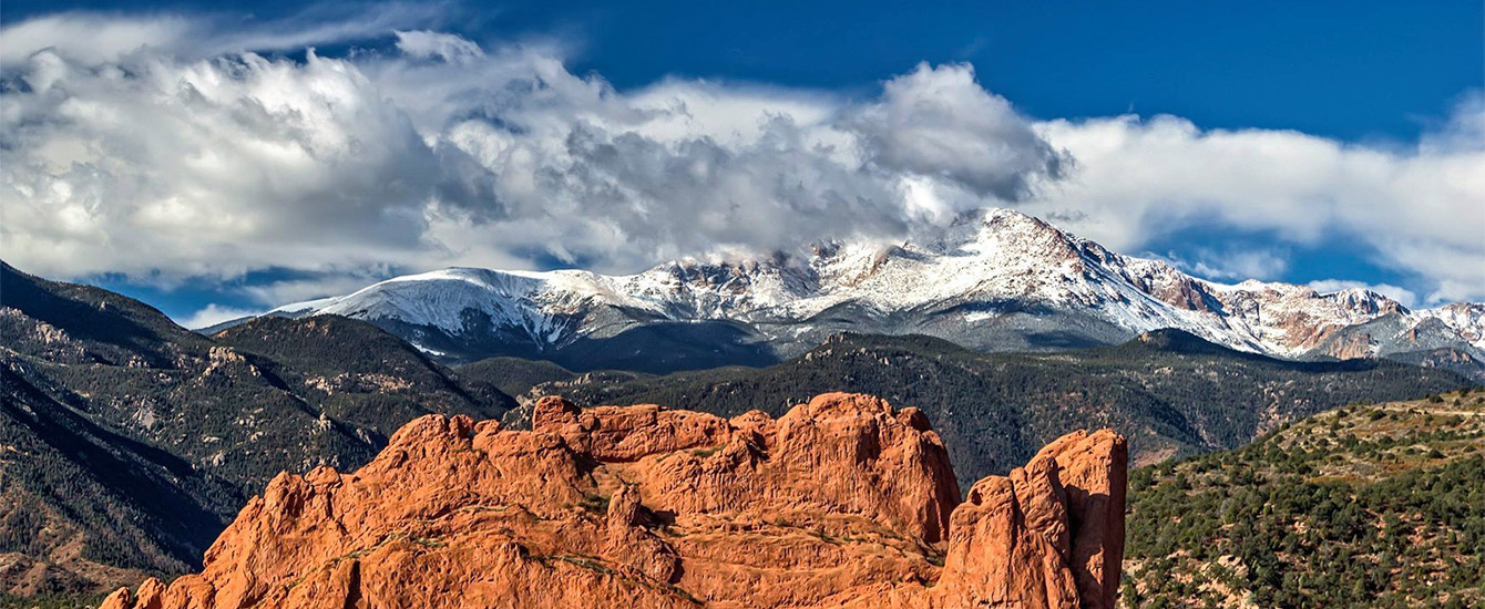 Kissing Camels and Pikes Peak by Karen Logan EPC staff