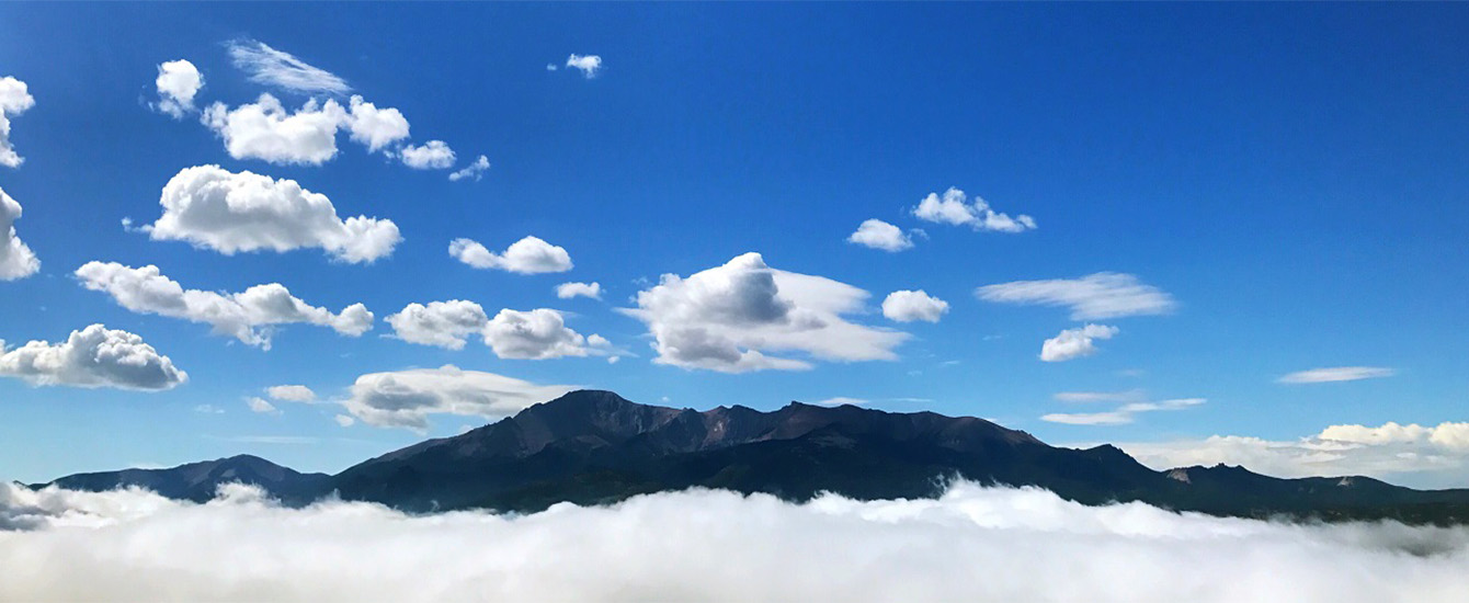 Pikes Peak by Brian Pilger EPC staff