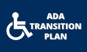ADA Transitions Plan web graphic