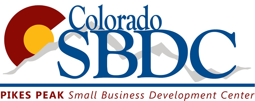 Image result for pikes peak sbdc logo