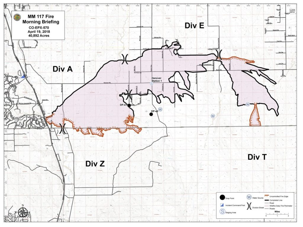 117 Fire Map 4-19-18