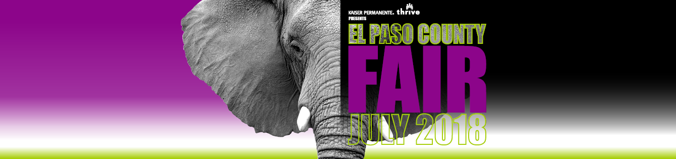 El Paso County Fair information