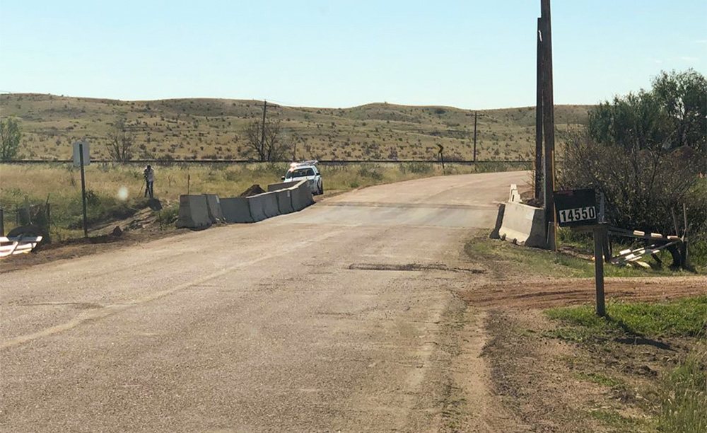 Old Pueblo Road reopens after culverts replaced