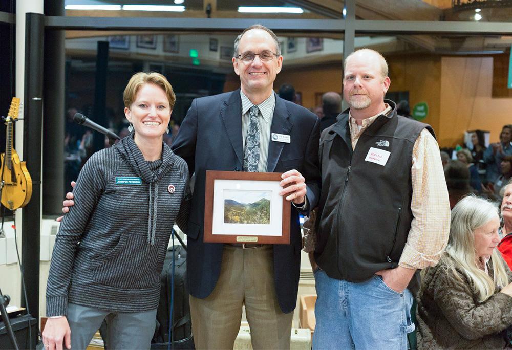 RMFI Parks award