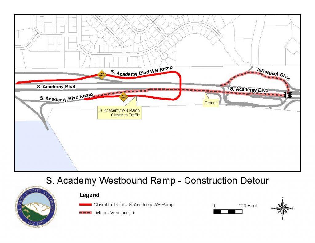 S_Academy_Venetucci Detour Map