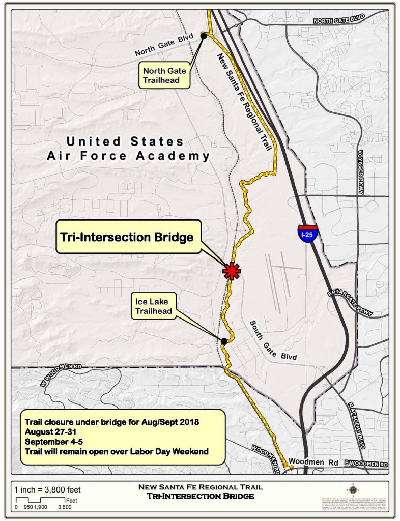 Tri-Intersection Bridge Aug 2018
