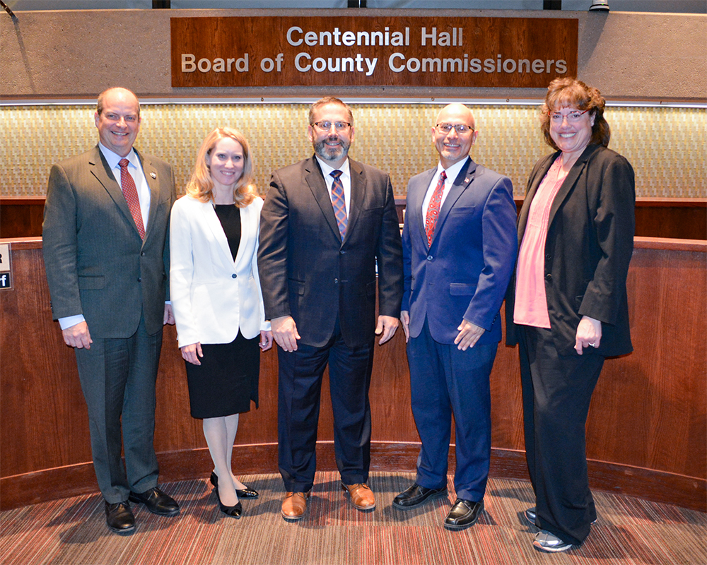 El Paso County Board of Commissioners Jan 2019 web