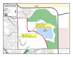 Goldfield Detour Map Sept 2019