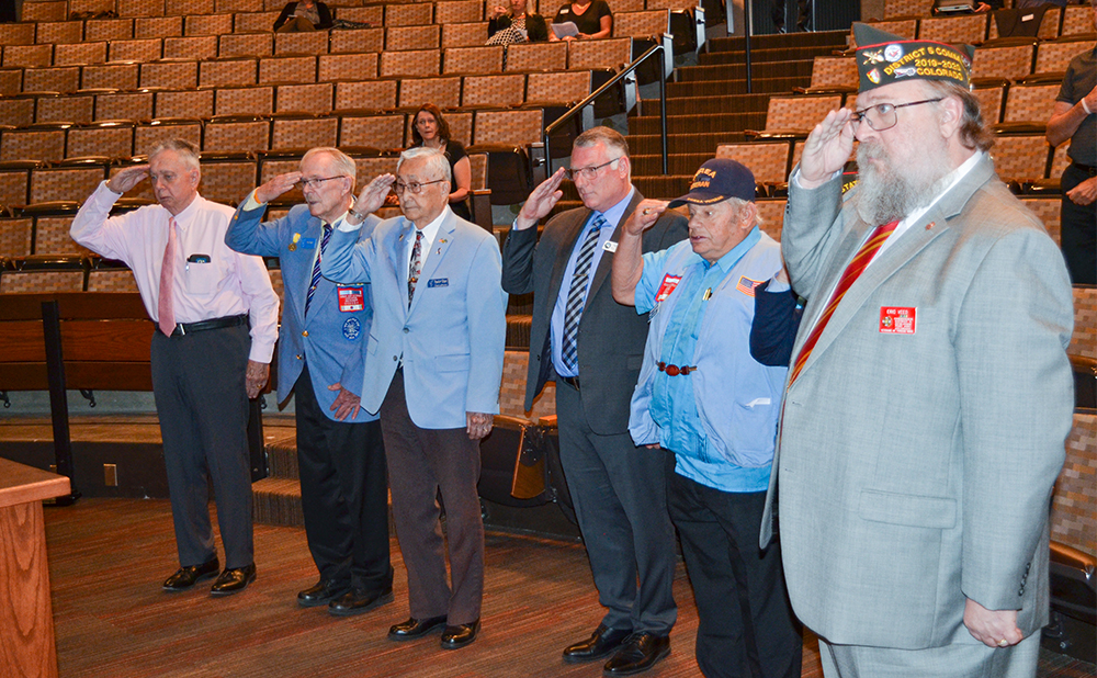 Korean War Proclamation veterans 2019
