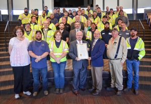 Public Works Crew with BoCC