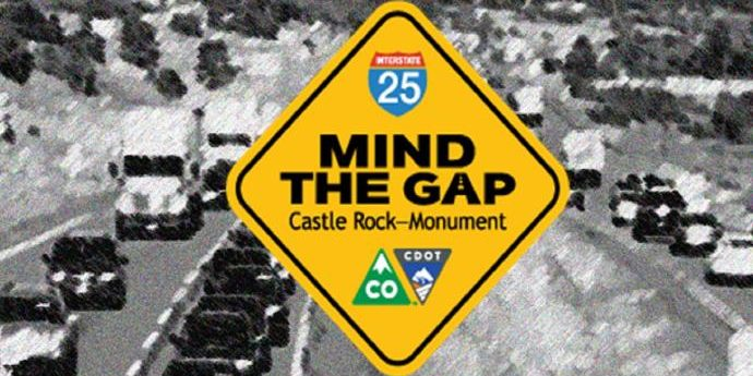 I-25 South Gap Project Open House - El Paso County Colorado