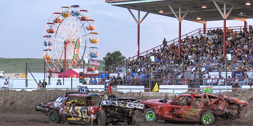 Are You Ready For The 18 000 Demolition Derby Prize El Paso County Colorado